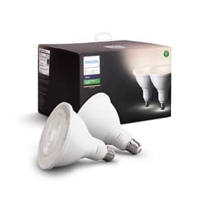 Philips Hue White Outdoor 13W Smart Bulb 2-Pack for $78