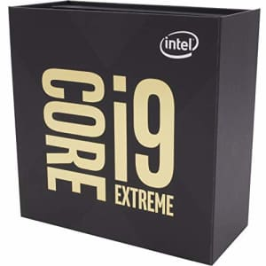 Intel Core i9-9980XE Extreme Edition Processor 18 Cores up to 4.4GHz Turbo Unlocked LGA2066 X299 for $1,336