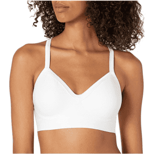Hanes Women's SmoothTec ComfortFlex Fit Wirefree Bra for $8