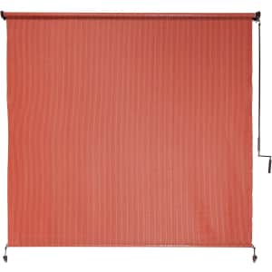 Coolaroo 6x6-Foot Exterior Roller Shade for $61
