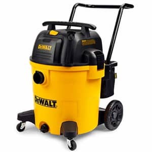 DEWALT DXV16PA 16 gallon Poly Wet/Dry Vac/Acc,Yellow,20.87x20.08x29.72 for $250