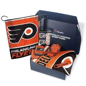 Fanatics Philadelphia Flyers Pack Summer-Themed Gift Box for $50