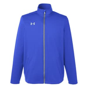 Under Armour Men's Ultimate Team Jacket for $40