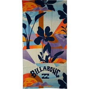 Billabong Men's Premium Logo Towel, Sky Blue, ONE for $40