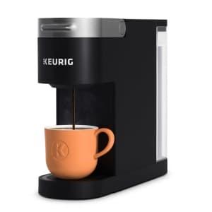 Keurig K-Slim Single Serve Coffee Maker for $79