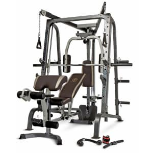 Marcy Smith Workout Machine Cage System for $1,000