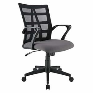 Brenton Studio Jaxby Mesh/Fabric Mid-Back Task Chair for $120