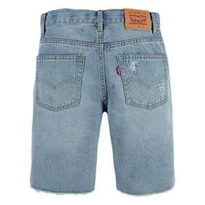 Levi's Boys' 511 Slim Fit Denim Shorts, Newport, 20 for $28
