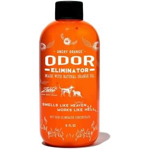 Angry Orange Pet Odor Eliminator 1-Gallon Bottle for $20.67 via Sub. & Save