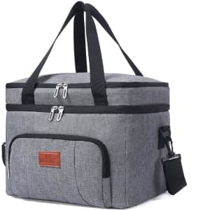 QEWA Insulated Lunch Bag for $9