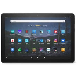 """Amazon Fire HD 10 Plus 10.1"""" 32GB Tablet (2021) for $130"""