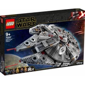 LEGO Star Wars: Millennium Falcon Set for $128