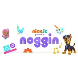 Noggin Subscription: 9 months for free