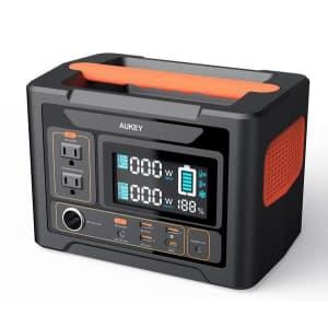 Aukey PowerTitan 300 Portable Power Station for $210