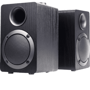 Mica USB-Powered Computer Speakers for $35