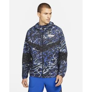 Nike Men's Windrunner Wild Run Running Jacket for $52