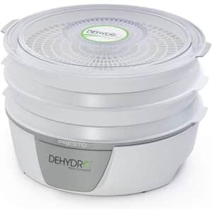 Presto Dehydro Electric Food Dehydrator for $40