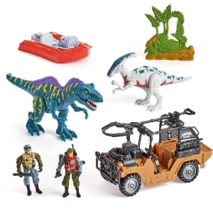 Animal Zone Dino Encounter for $25
