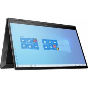 "HP Envy x360 Ryzen 5 15.6"" Convertible Touch Laptop for $660"