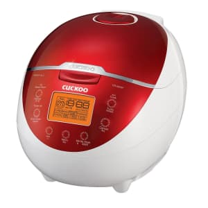 Cuckoo 6-Cup Micom Electric Rice Cooker for $81