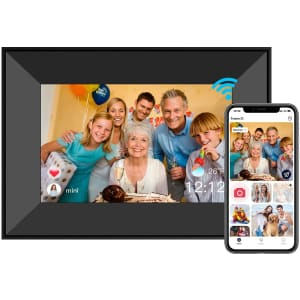 "Dreamtimes 8"" WiFi Digital Photo Frame for $72"