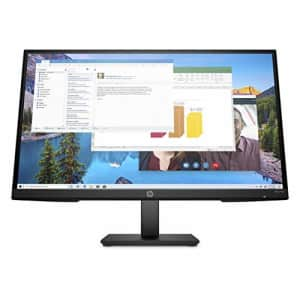 HP M27ha FHD Monitor - Full HD Monitor (1920 x 1080p) - IPS Panel and Built-in Audio - VESA for $449