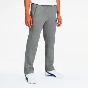 PUMA Men's Essentials Logo Sweatpants for $17