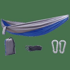 Eternal Parachute Nylon Double Hammock for $19
