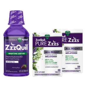 ZzzQuil at Amazon: 50-Cent Coupon
