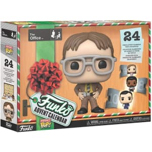Funko Pop! Advent Calendar: The Office for $40 preorder