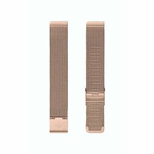 Fitbit Inspire 2,Stainless Steel Mesh,Rose Gold Stainless Steel,one Size for $42