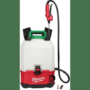 Milwaukee M18 Switch Tank 4-Gal. Backpack Sprayer for $300 w/ free Milwaukee Tool