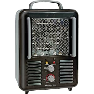 Comfort Zone Electric Space Heater for $25