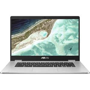 """Asus C523NA Chromebook 15.6"""" FHD Laptop Computer_ Intel Celeron N3350 up to 2.4GHz_ 4GB DDR4 RAM_ for $269"""