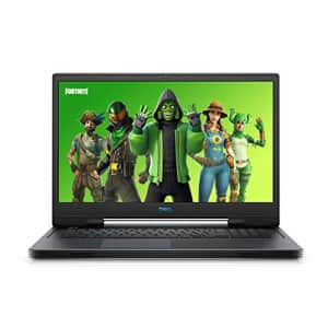 Dell G7 17 Gaming Laptop (Windows 10 Home, 9th Gen Intel Core i7-9750H, NVIDIA GTX 1660 Ti 6G, for $1,579