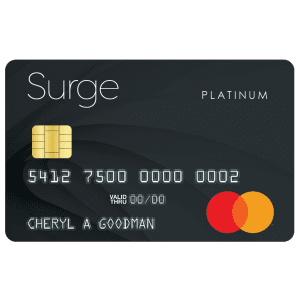 Surge Mastercard®: Pre-qualify with less than perfect credit