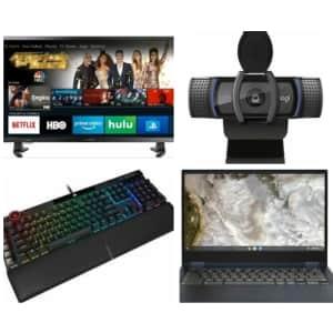 Best Buy Savings at eBay: Discounts on laptops, TVs, monitors, more