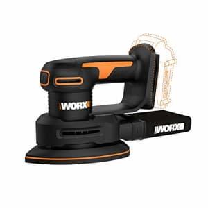 WORX WX822L.9 20V Power Share Cordless Detail Sander, Bare Tool Only for $66