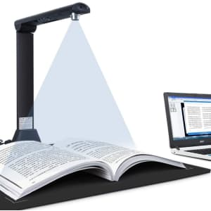 iCodis Book and Document Scanner for $550
