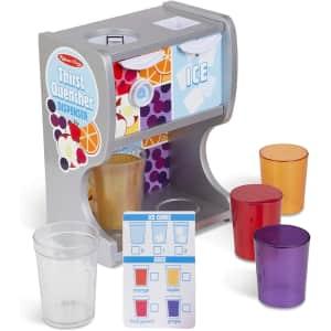 Melissa & Doug Thirst Quencher Dispenser for $40