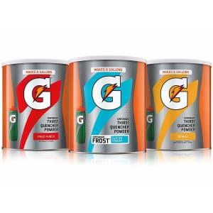 Gatorade Thirst Quencher 51-oz. Powder 3-Pack for $17 w/ Prime