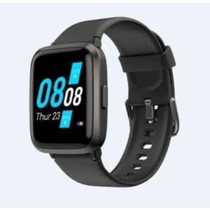 Arrealer Smart Watch Fitness Tracker for $11