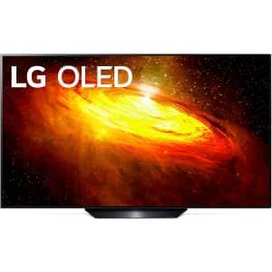 """LG 55"""" 4K OLED UHD Smart TV (2020) for $1,297"""