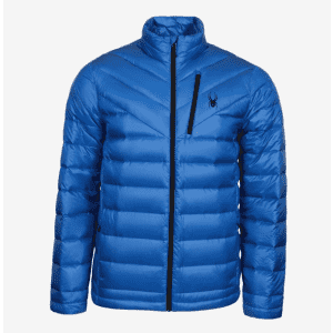 Spyder Men's Syrround Down Jacket for $99