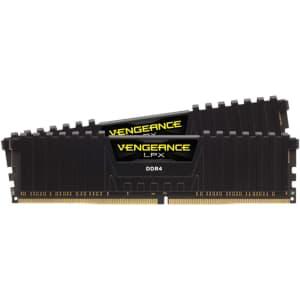 Corsair Vengeance LPX 16GB (2 x 8GB) DDR4 Desktop RAM for $93