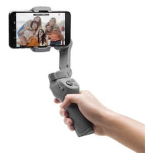 DJI Osmo Mobile 3 Smartphone Gimbal for $79