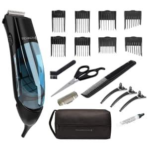 Remington 18-Piece Vacuum Haircut Kit for $25