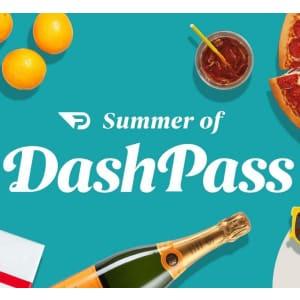 Summer of DoorDash Deals: Deals for Dash Pass Members