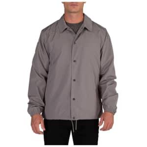 5.11 Tactical Men's Raghorn Coaches Jacket for $29
