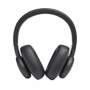 Harman Kardon FLY ANC Wireless Over-Ear Noise-Cancelling Headphones - Black (Renewed) for $140